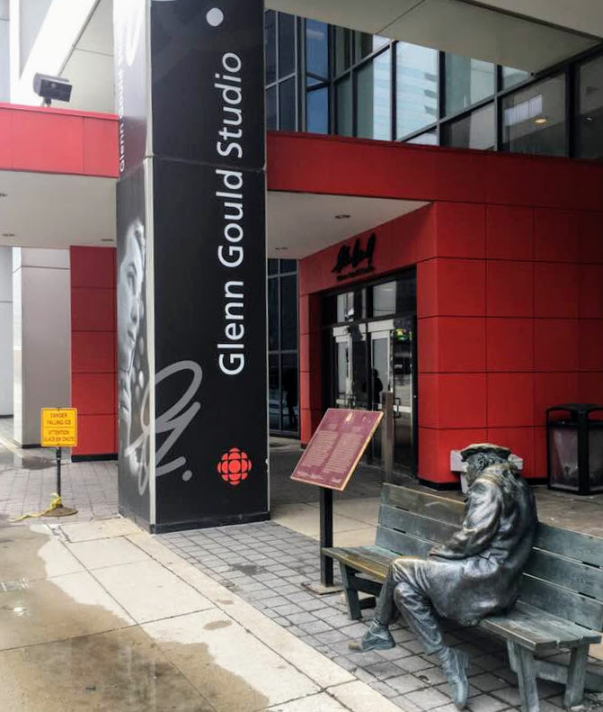 CBC Building Toronto