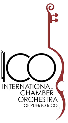 International Chamber Orchestra of Puerto Rico Logo