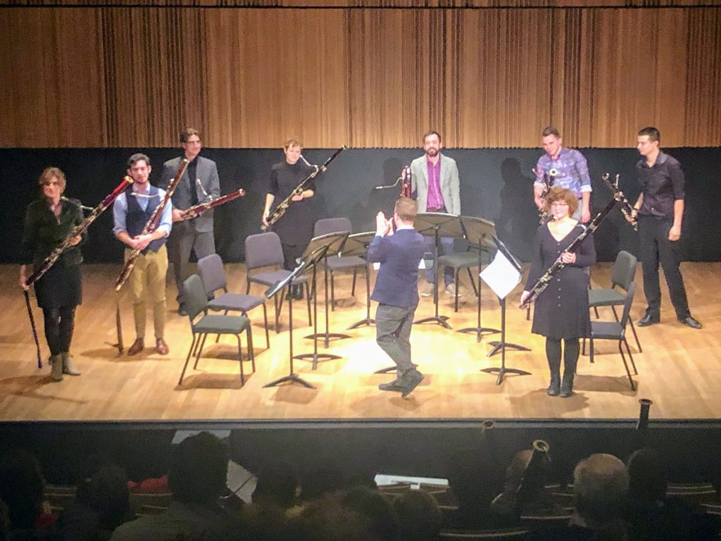 McGill Bassoon Day 2020 - Bassoon Octet